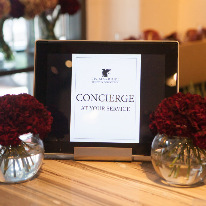 Hotels & How Flowers Add Value